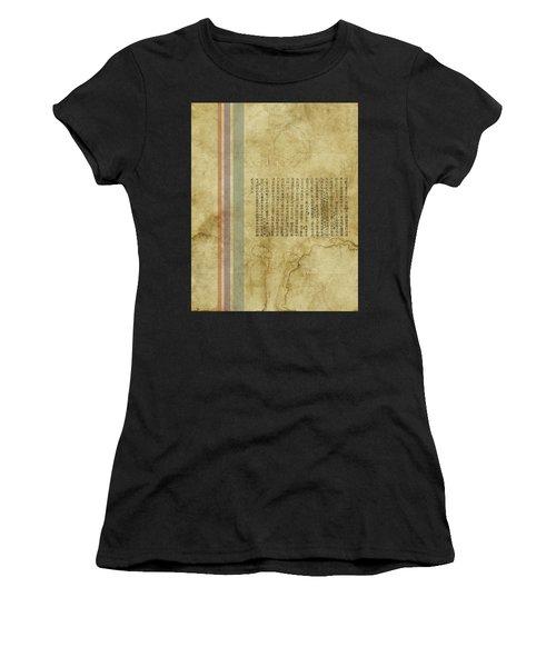 Old Paper Women's T-Shirt