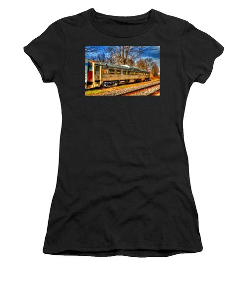 Old Rail Car Women's T-Shirt