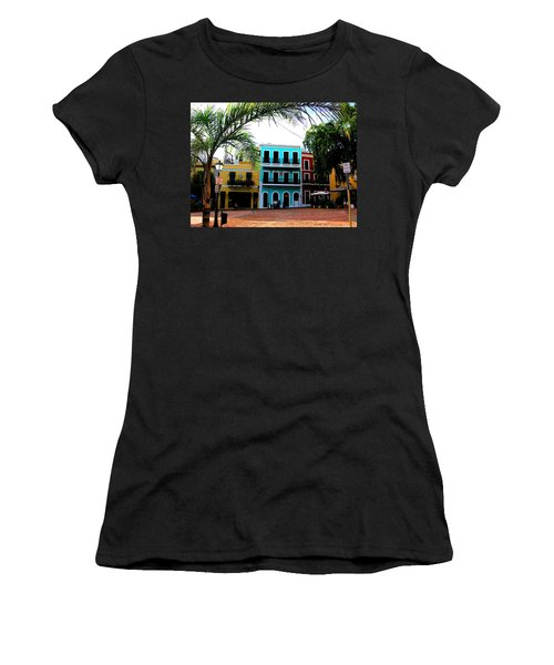Old San Juan Pr Women's T-Shirt