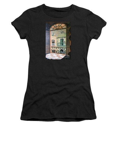 Old San Juan View Women's T-Shirt