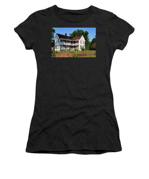 Old Shull Mansion Women's T-Shirt
