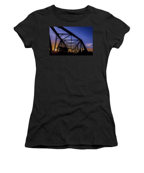 Old Steel Bridge Women's T-Shirt