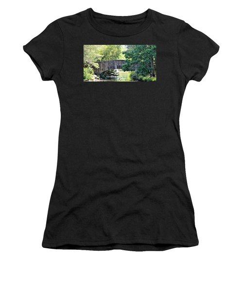 Old Stone Walkway Women's T-Shirt