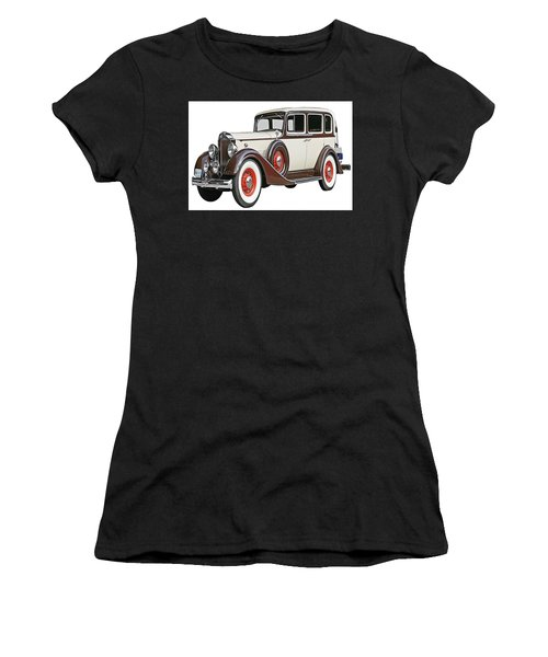 Old Time Auto Women's T-Shirt