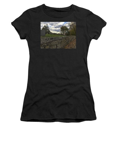 Old Town Cemetery Women's T-Shirt