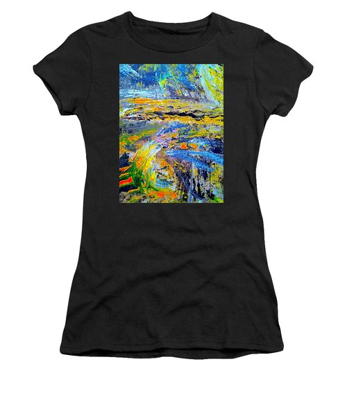 Old Town Of Nice 1 Of 3 Women's T-Shirt
