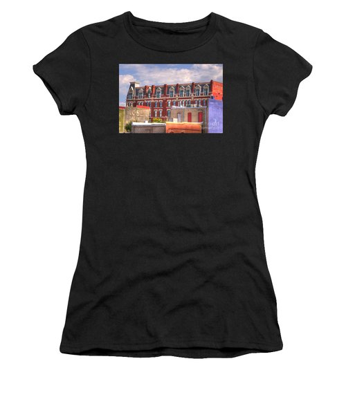 Old Town Wichita Kansas Women's T-Shirt