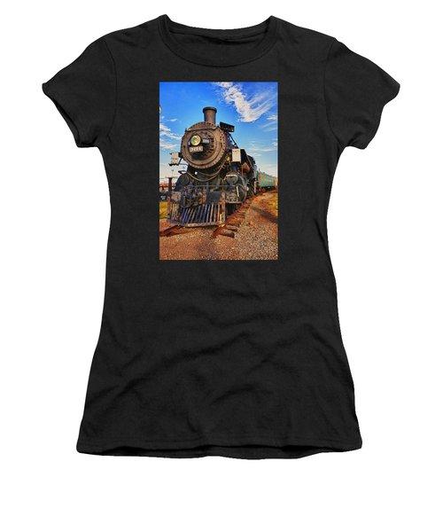 Old Train Women's T-Shirt