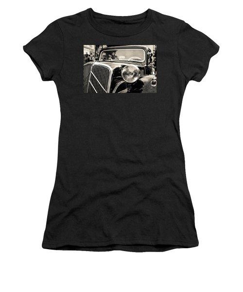Citroen Traction Avant Women's T-Shirt