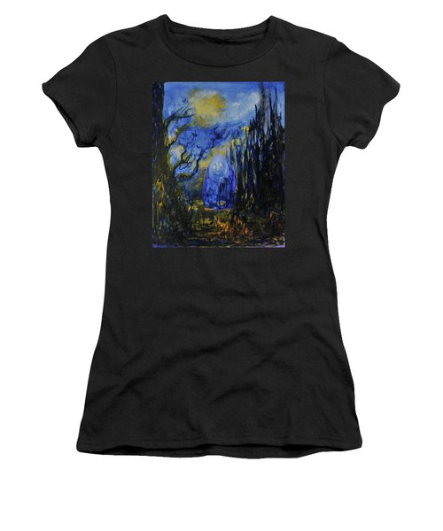 Old Ways Women's T-Shirt (Athletic Fit)