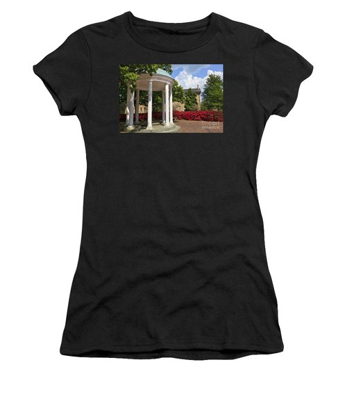 Old Well At Chapel Hill In Spring Women's T-Shirt