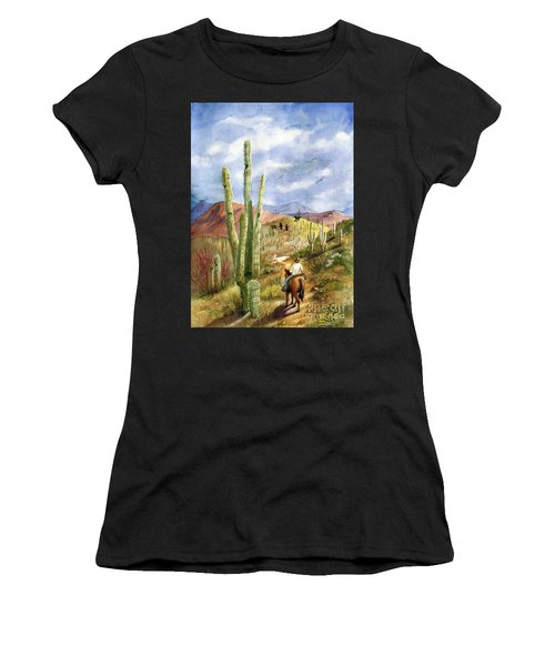 Old Western Skies Women's T-Shirt