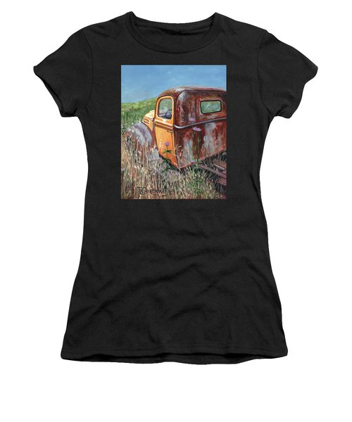 Old Yellow Women's T-Shirt