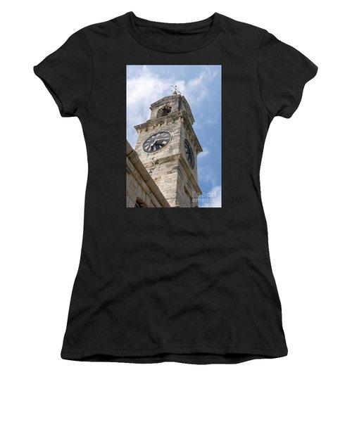Olde Time Clock Women's T-Shirt