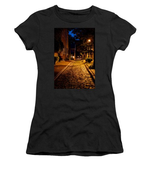 Olde Town Philly Alley Women's T-Shirt