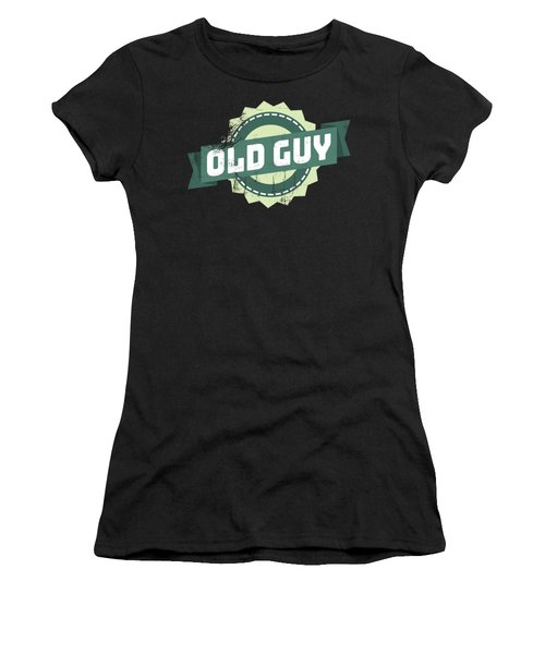 Oldguy Women's T-Shirt (Athletic Fit)