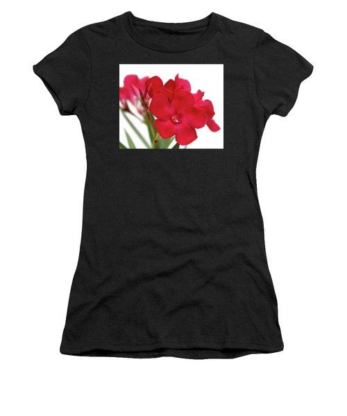 Oleander Emile Sahut 1 Women's T-Shirt