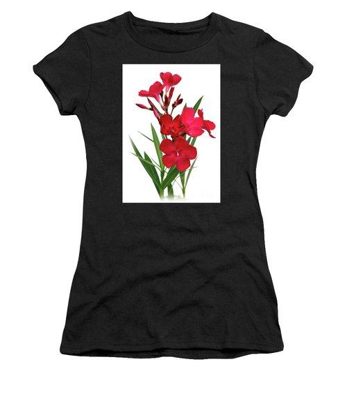 Oleander Emile Sahut 2 Women's T-Shirt