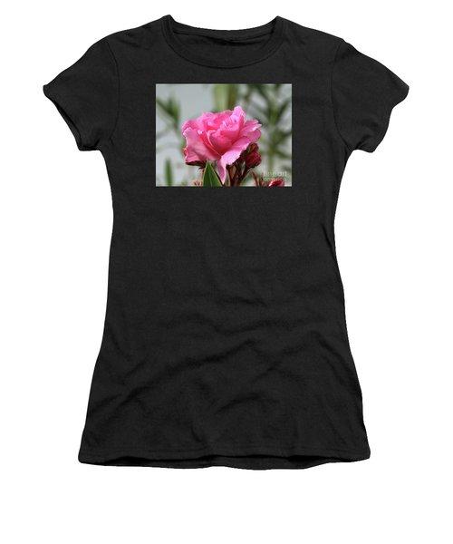 Oleander Splendens Giganteum 2 Women's T-Shirt