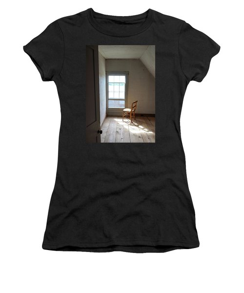Olson House Chair And Window Women's T-Shirt (Athletic Fit)