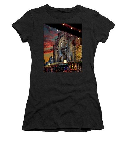 Olvera Street Market Women's T-Shirt