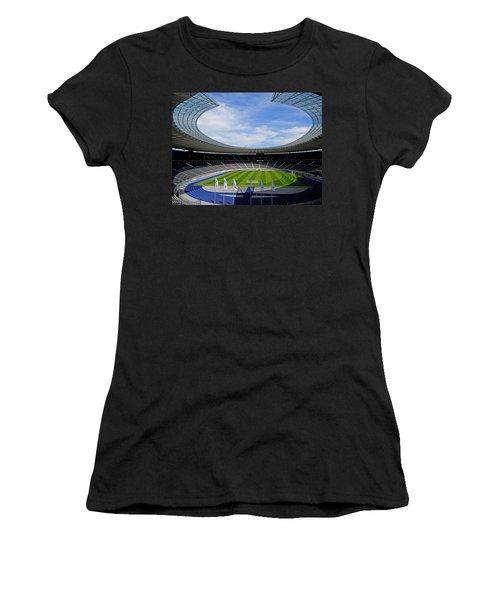 Olympic Stadium Berlin Women's T-Shirt
