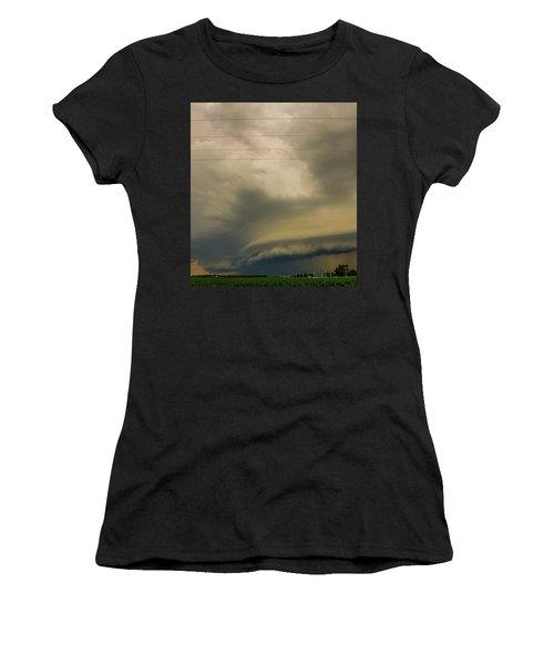 Ominous Nebraska Outflow 007 Women's T-Shirt