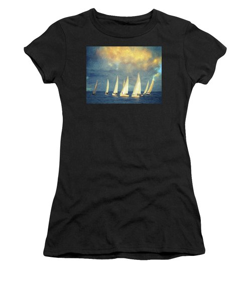 On A Day Like Today  Women's T-Shirt (Athletic Fit)