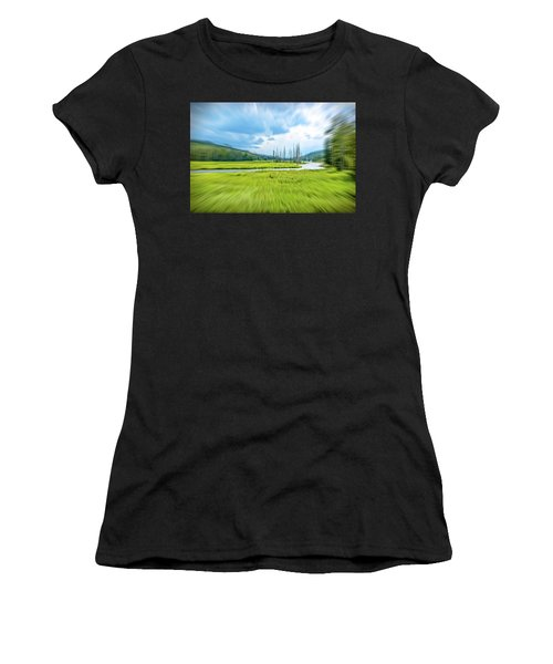 On Approach Women's T-Shirt (Athletic Fit)