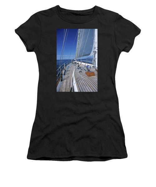 On Deck Off Mexico Women's T-Shirt