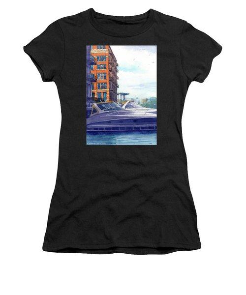 On The Docks Women's T-Shirt