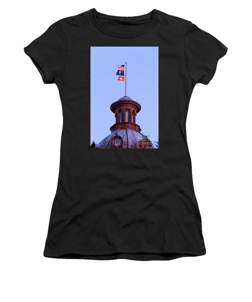 On The Dome-5 Women's T-Shirt