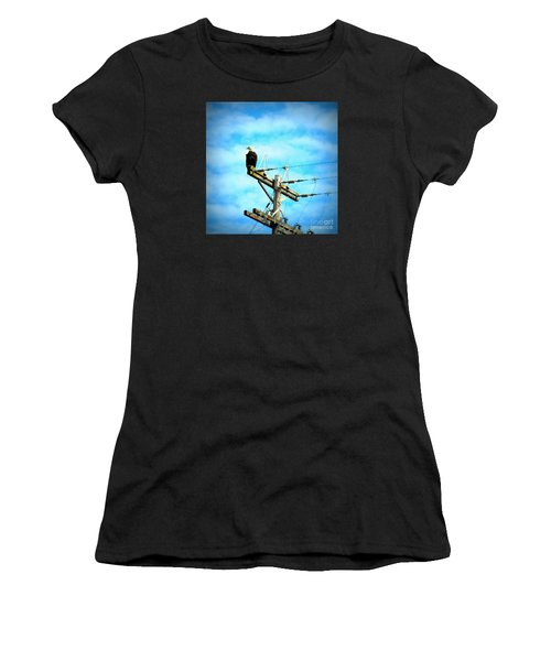 On The Job Women's T-Shirt (Athletic Fit)