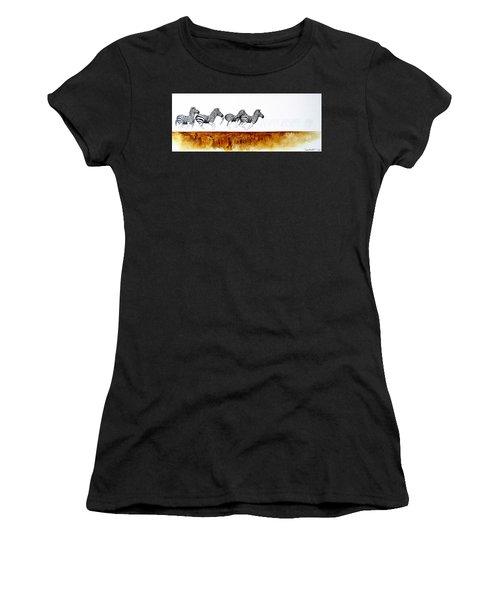 On The Run Women's T-Shirt