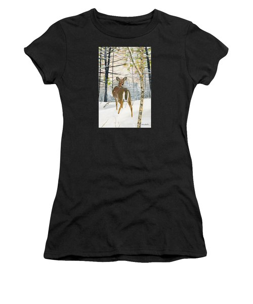 On The Trail Women's T-Shirt (Athletic Fit)