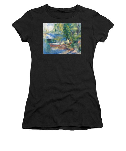 On The Waterfront Women's T-Shirt