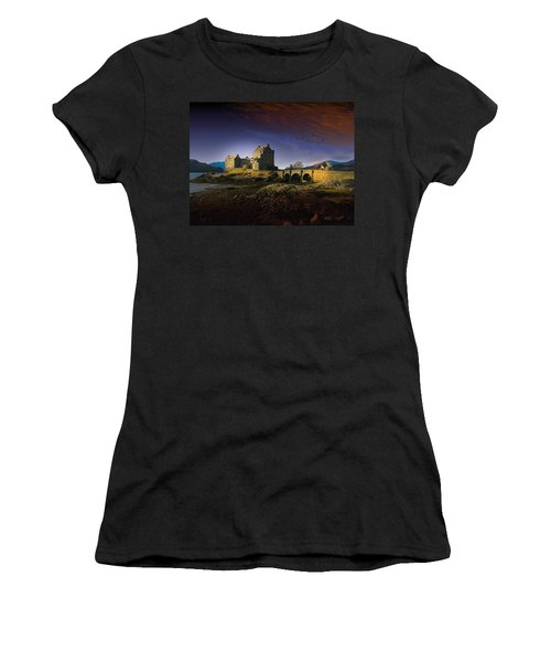 On The Way Home Women's T-Shirt (Athletic Fit)