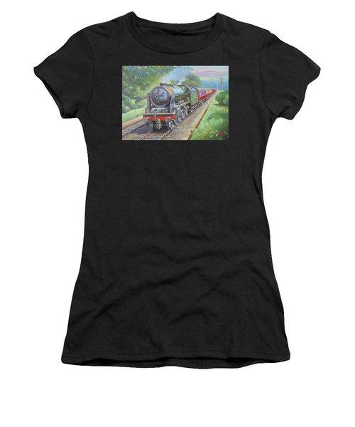 On The Welsh Border. Women's T-Shirt