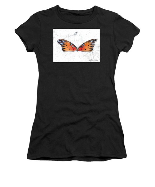 Once Flown Women's T-Shirt (Athletic Fit)