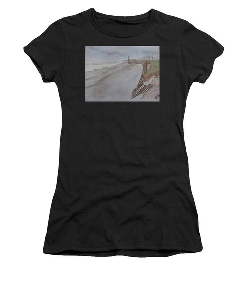 Once There Was A Lighthouse Women's T-Shirt