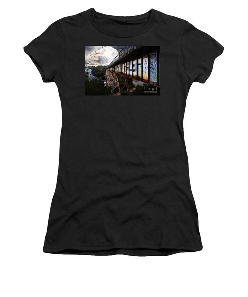 Once Upon A Time In Any Town Usa Women's T-Shirt
