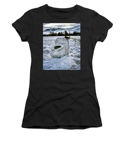 One Cold Seat Women's T-Shirt