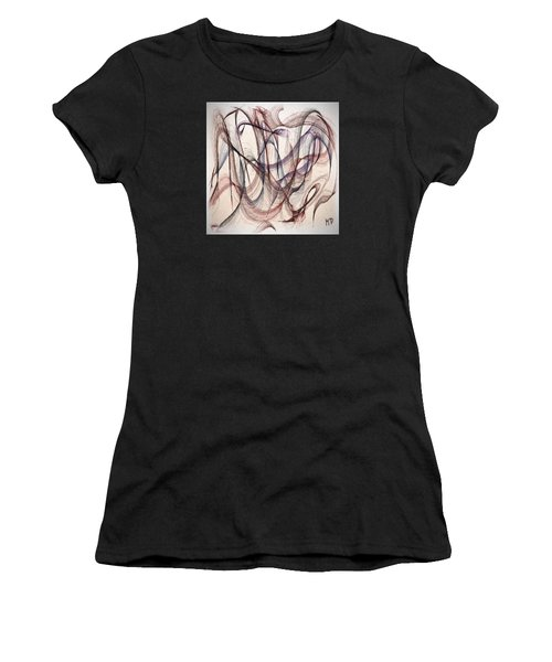 One Eye Abstract Women's T-Shirt