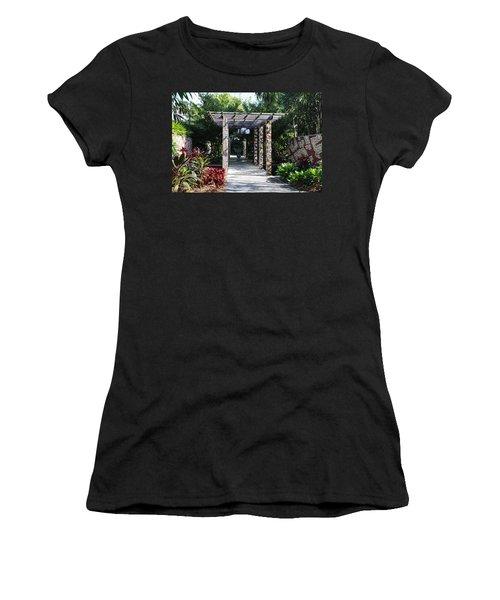 One Long Embrace- Horizontal Women's T-Shirt