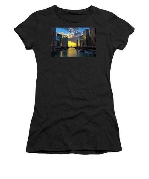 Onto The Lake Women's T-Shirt