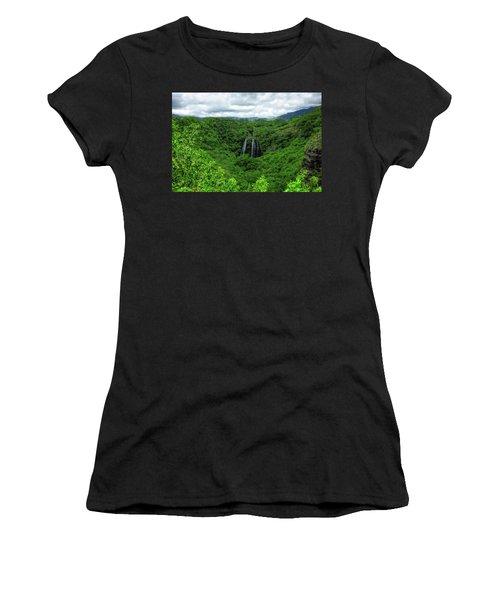 Opaeka Falls Women's T-Shirt