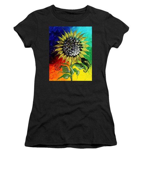 Open Women's T-Shirt