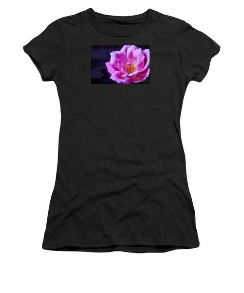 Open Rose Women's T-Shirt