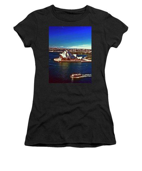 Opera House Sydney Austalia Women's T-Shirt