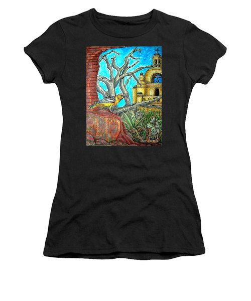 Opposing Points Of View Women's T-Shirt (Athletic Fit)